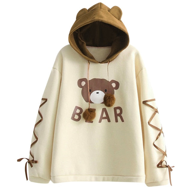 Fashion Women Sweatshirt Casual Print Long Sleeve Splice Dinosaur hoodies Sweatshirt Tops ropa mujer толстовка женская