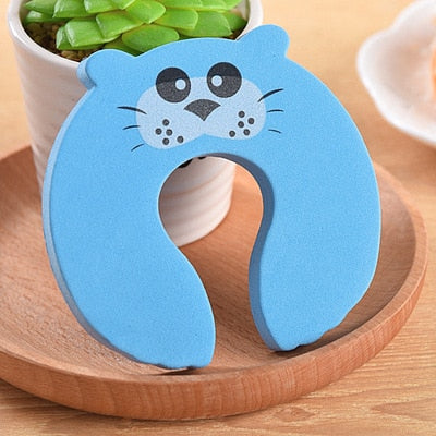 1pcs Safety Cabinet Lock Child Protection Baby Security Card Door Stopper Baby Newborn Care Child Lock Protection From Children