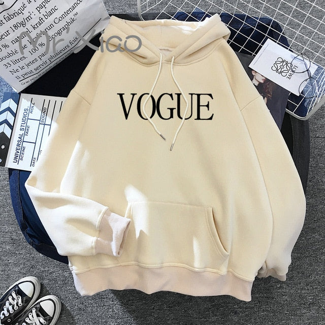 2020 New Fashion Harajuku Winter Hoodie Women Loose Korean Style Sweatshirt Autumn Streetwear Vogue Printing Hoodies Pullovers
