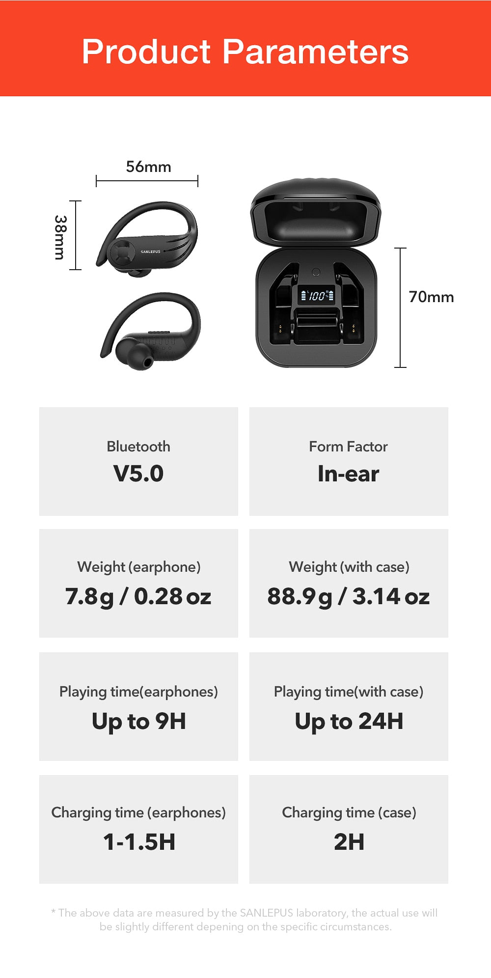 B1 Led Display Bluetooth Earphone Wireless Headphones TWS Stereo Earbuds Sport Gaming Headset For Xiaomi Huawei iPhone