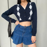 Jeans Skirts High Waist Pleated Skirts Zipper Mini Skirts Summer New Pop Streetwear Bottom Y2K Skinny Blue Skirt