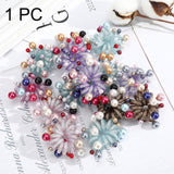 3pcs/9pcs Set Women Thin Colorful Elastic Plastic Rubber Telephone Cord Wire No Crease Hair Ties Scrunchies Hair Ring Band