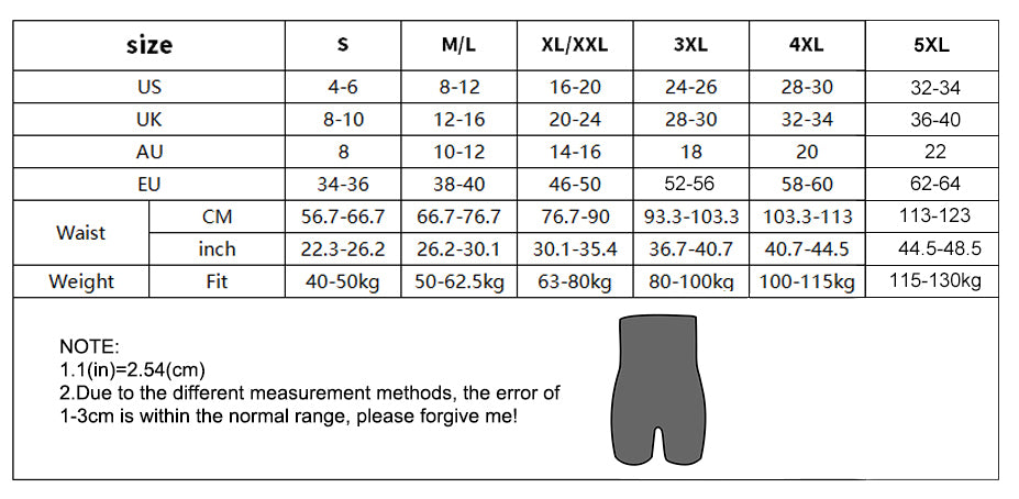 Butt Lifter Seamless Women High Waist Slimming Tummy Control Panties Knickers Pant Briefs Shapewear Underwear Body Shaper 1/2pcs