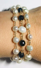 Load image into Gallery viewer, MECCA - PEARL ROSARY