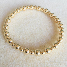 Load image into Gallery viewer, BEAD BALL - GOLD