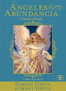 ANGELES DE ABUNDANCIA. CARTAS ORACULO (INCLUYE LIBRO Y CARTAS) | VIRTUE, DOREEN