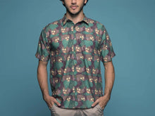 Load image into Gallery viewer, Men Evergreen Shirt - [product_variant] - [vendor]- Kotoko