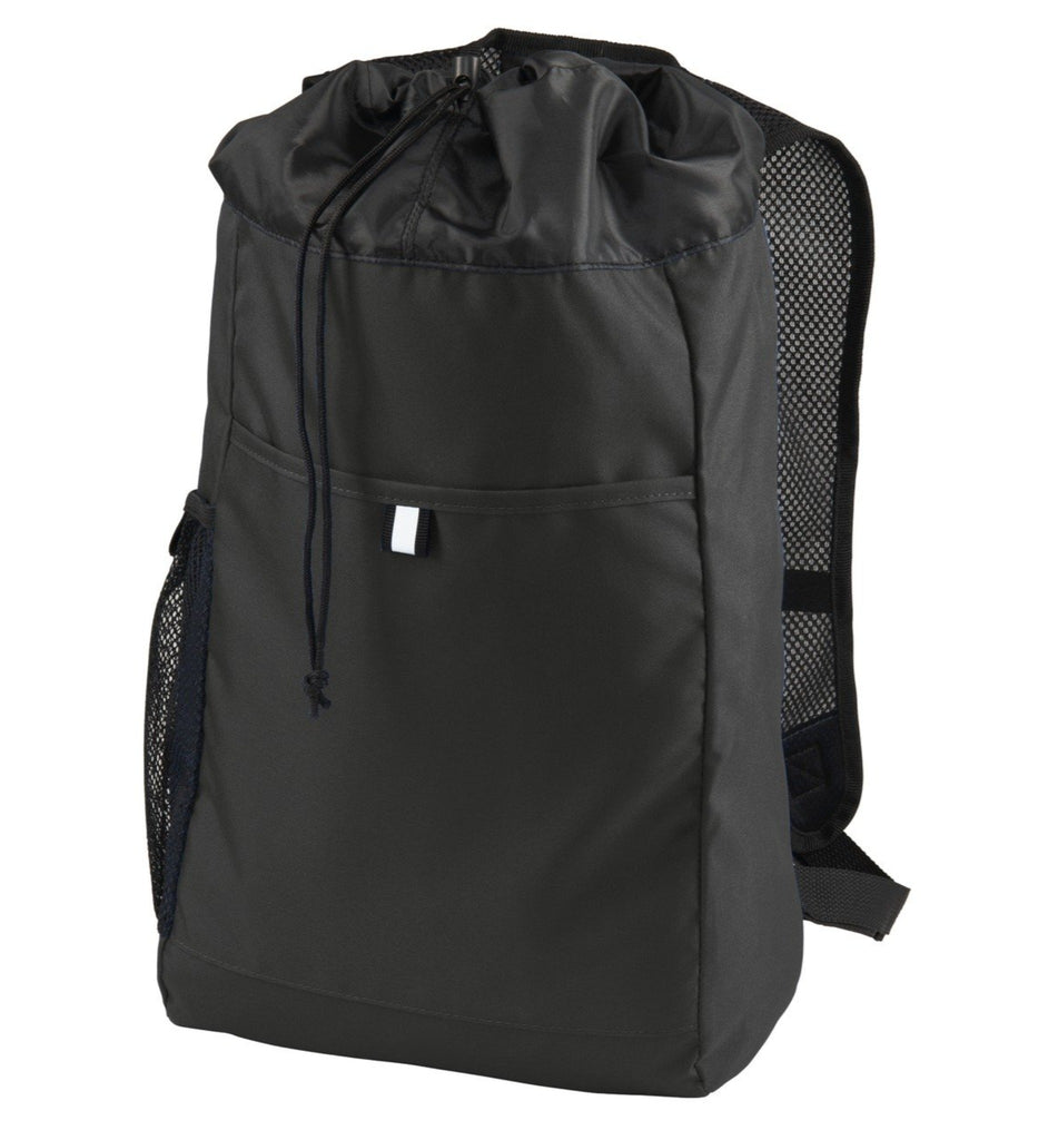 Port Authority Hybrid Cinch Backpack