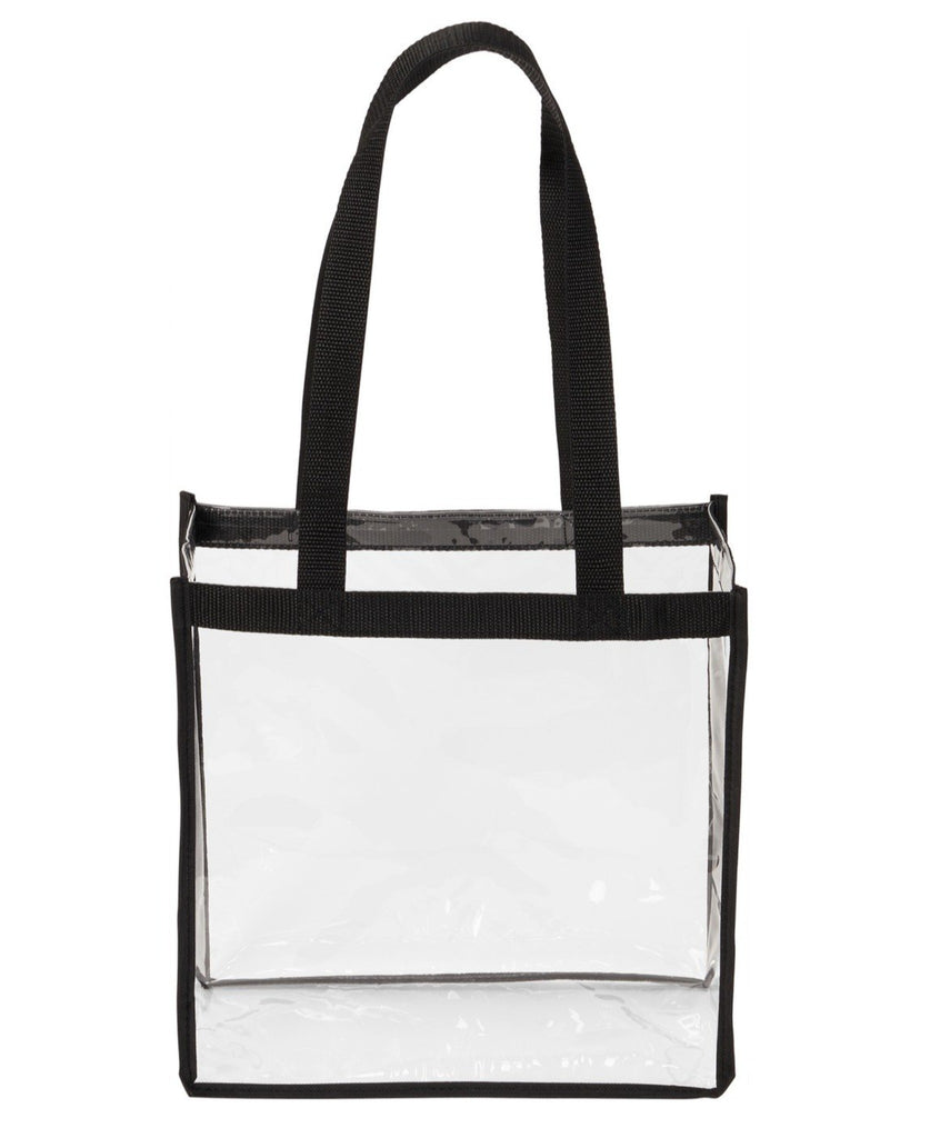 Port Authority Clear Stadium Tote