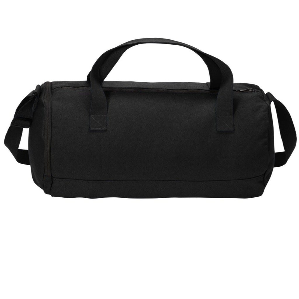 Port Authority Cotton Barrel Duffel