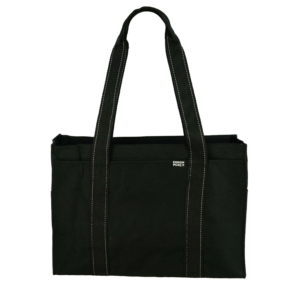 Ensign Peak Poly Zipper Tote Bag