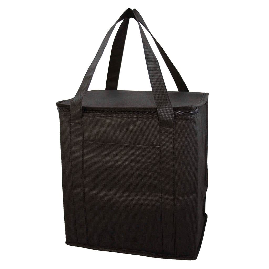 Ensign Peak Non-Woven Poly Cooler Tote Bag