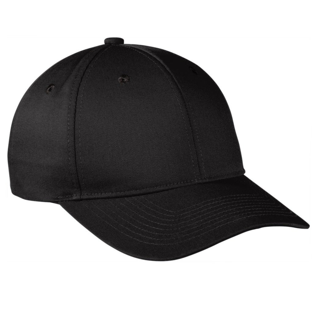 Port Authority Snapback Fine Twill Cap