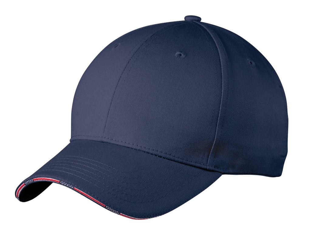 Port Authority Americana Flag Sandwich Baseball Cap