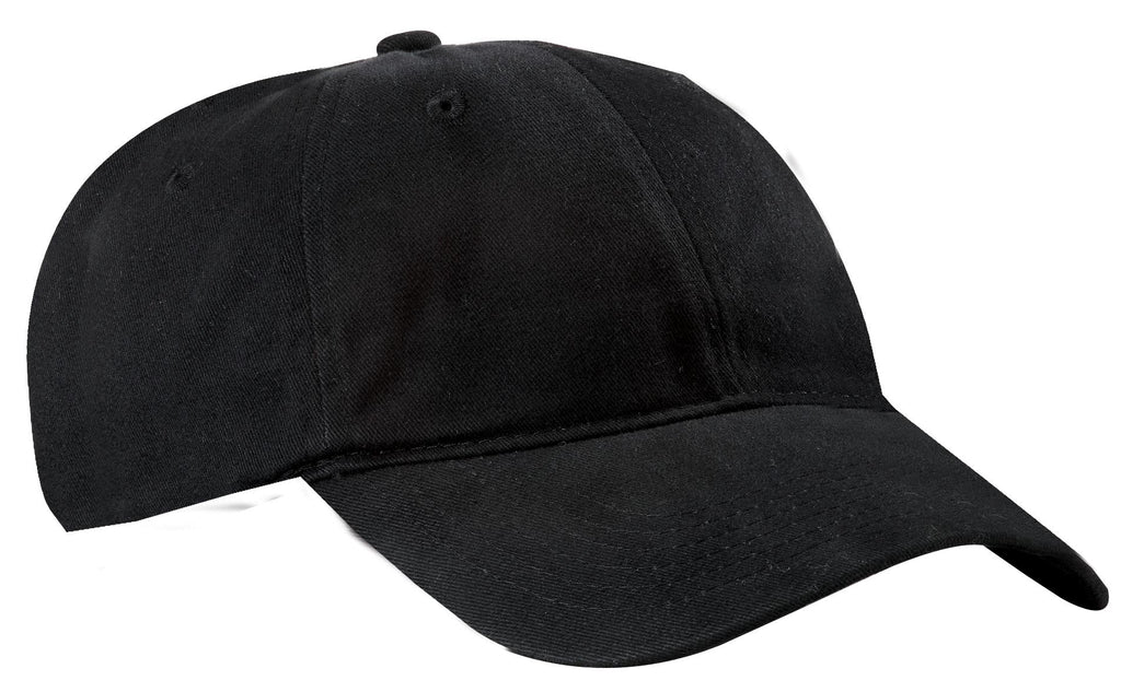 Port & Company Brushed Twill Low Profile Cap