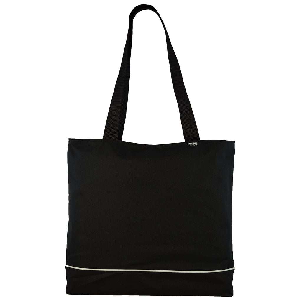 Ensign Peak Shoulder Tote Bag with Zipper