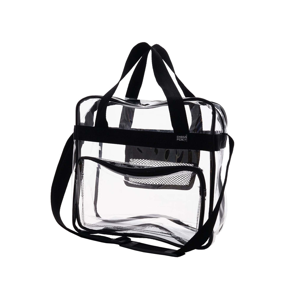 Ensign Peak Clear Messenger Bag