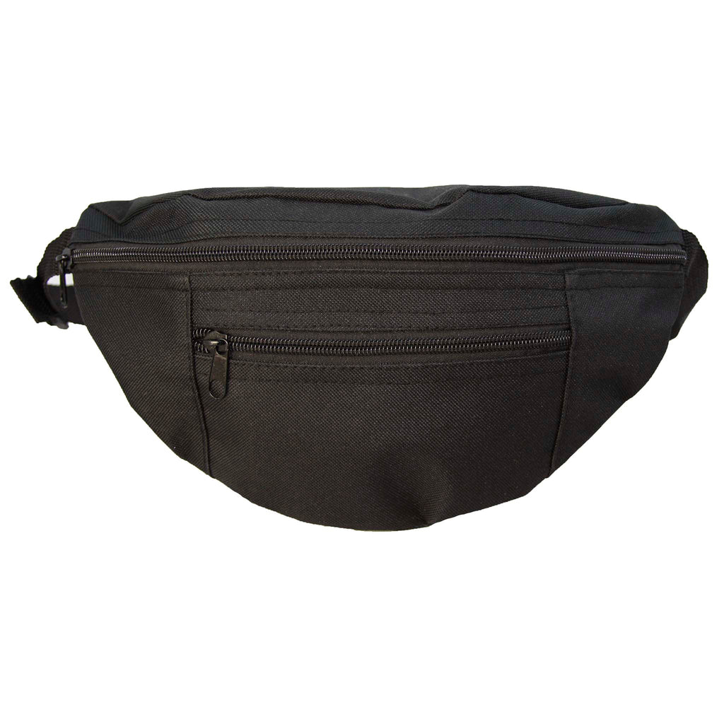 Ensign Peak Two Zipper Fanny Pack