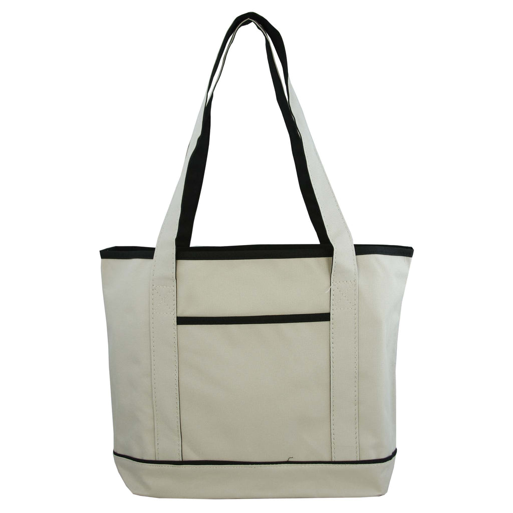 Ensign Peak Natural Boat Tote