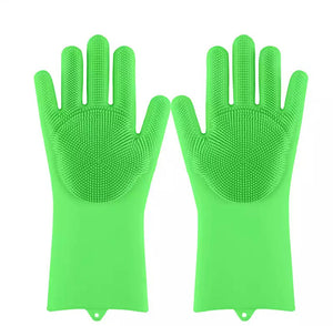 Multifunctional Silicone Gloves