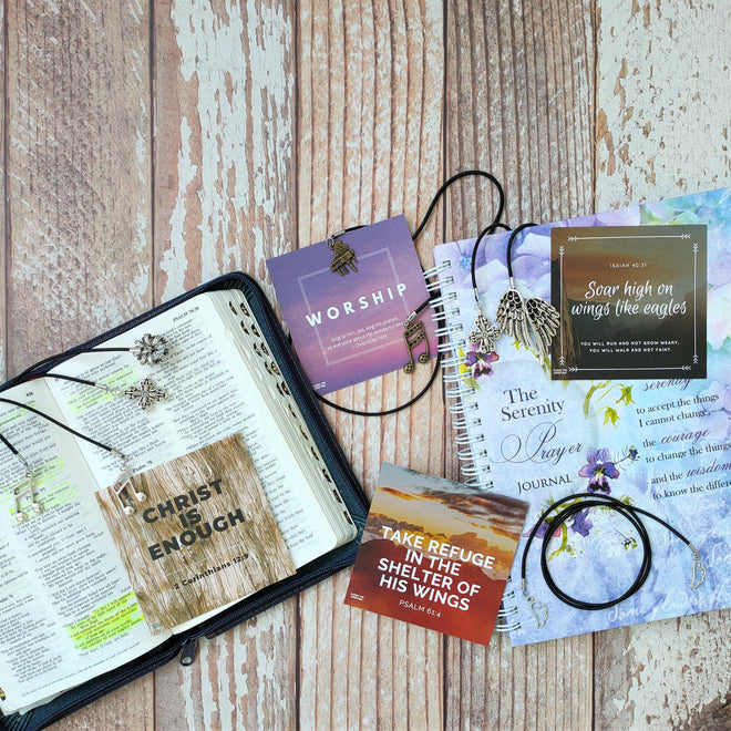 Book Mark-Card ~ Christian Messages $5.90