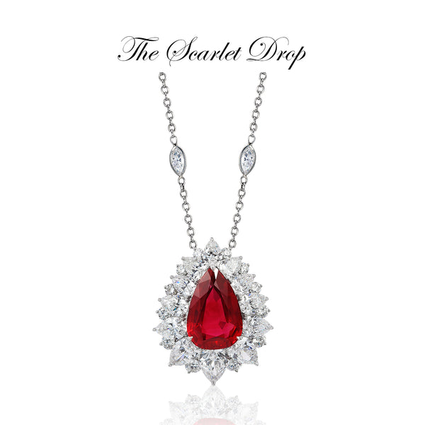 The Scarlet Drop