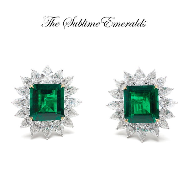 The Sublime Emeralds