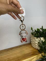 Teddy Bear Key Chains - PhivestarhairboutiqueTeddy Bear Key Chains