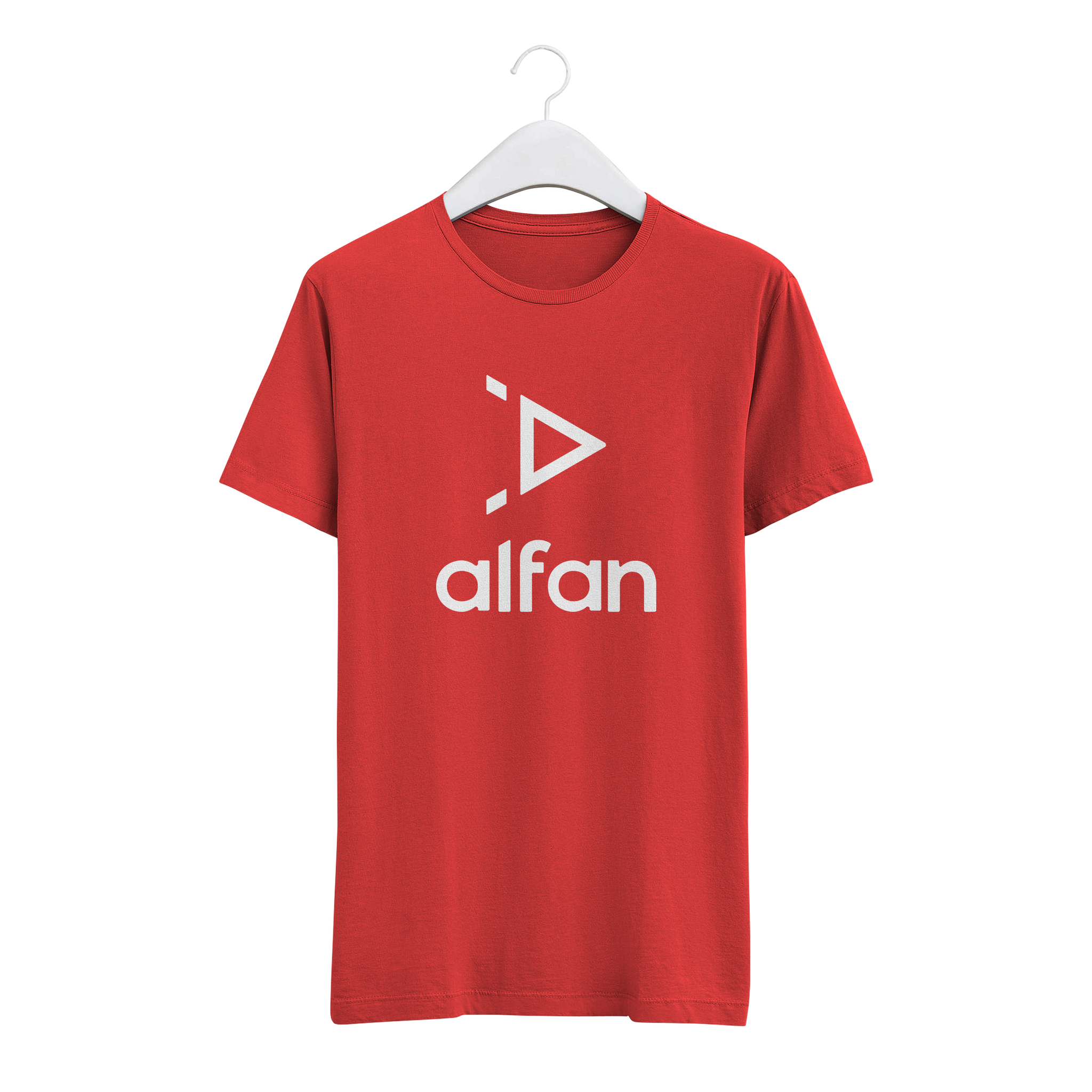 Alfan Red T-Shirt