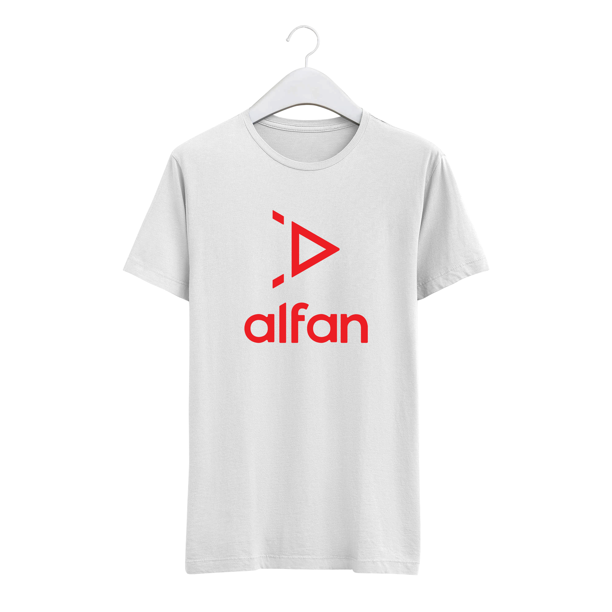 Alfan White T-Shirt