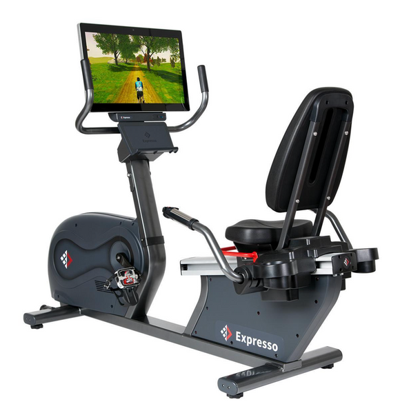 Expresso Recumbent Bike