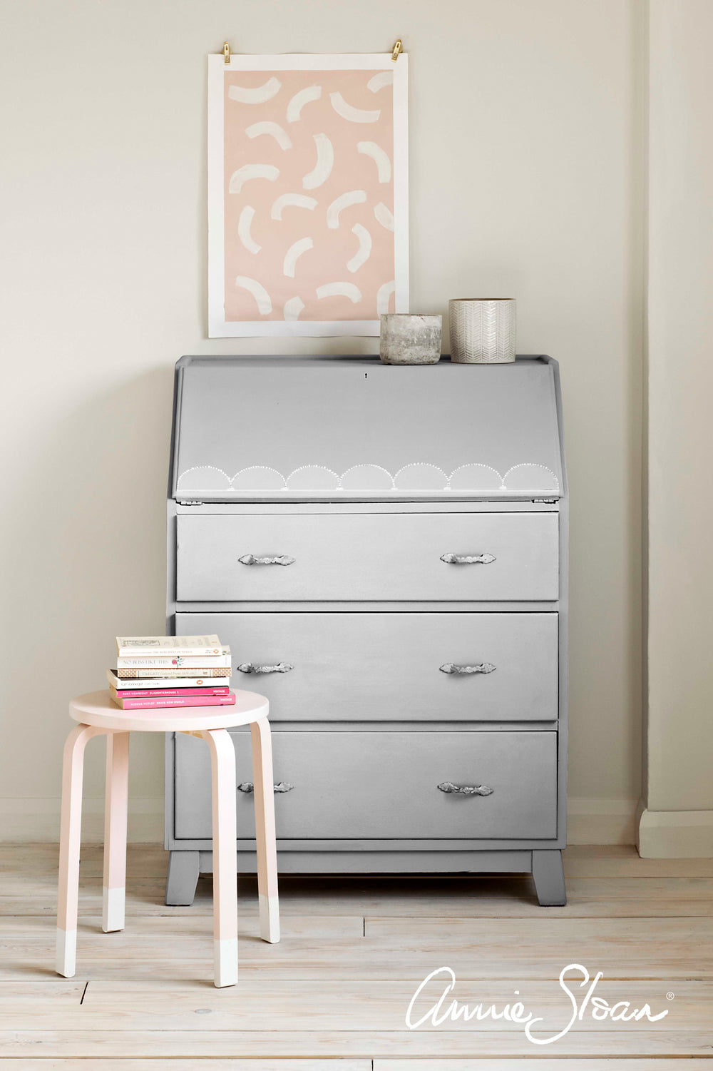 Annie Sloan Chalk Paint | Chicago Gray
