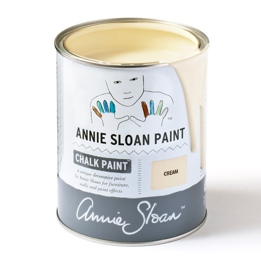 Annie Sloan Chalk Paint | Cream