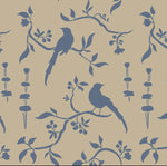 Afbeelding in Gallery-weergave laden, Sjabloon Annie Sloan Chinoiserie Birds