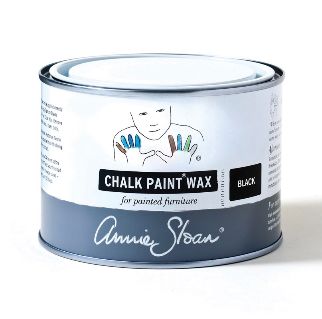 Annie Sloan Chalk Paint | Wax Black
