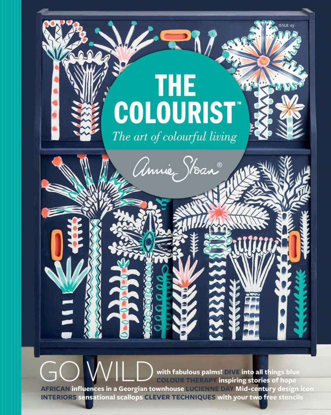 Annie Sloan The Colourist Issue 3