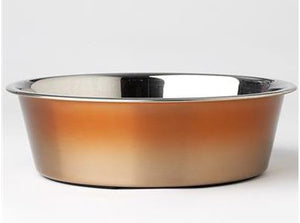 Malta Copper Ombre Dinner Bowl Collection