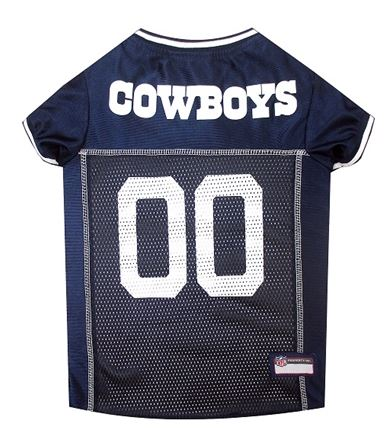 DoggieNation Dallas Cowboy Jersey