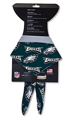 Philadelphia Eagles NFL Bandana