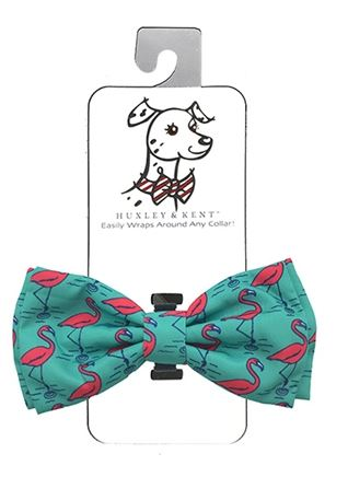 Flamingo Bow Tie by Huxley & Kent