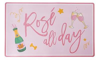 Rose' All Day Placemat