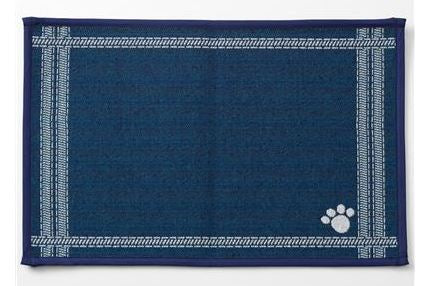 Mattress Ticking Navy Placemat