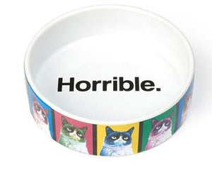 "Grumpy Cat® Pop Art 5"" Shallow Bowl, 1 Cup"