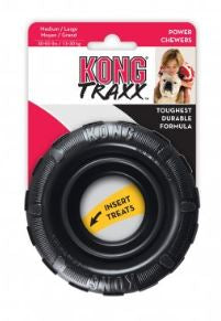 KONG® Extreme Tires Dog Toy Black Medium/Large
