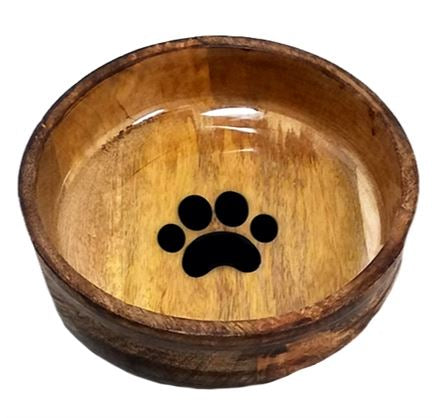 Advance Pet Products Wooden Bowls