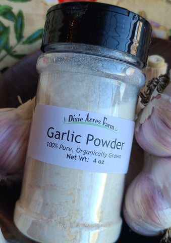 Gourmet Garlic Powder - 4 oz.