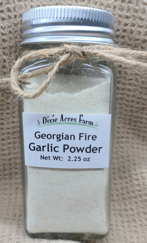Garlic Powder, Georgian Fire, 2.25 oz