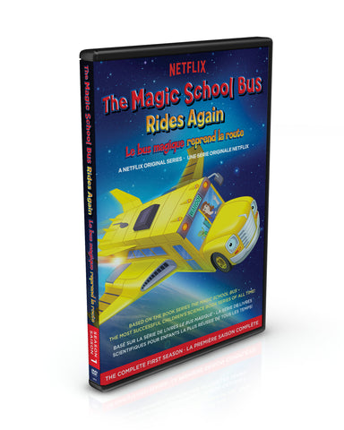 The Magic School Bus Rides Again: The Complete 1st Season
