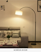 Load image into Gallery viewer, Simple Modern Fishing Style Floor Lamp