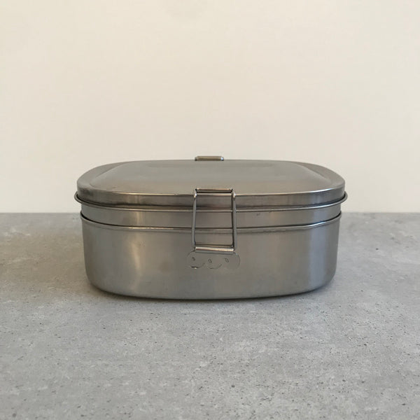 Stainless Steel Lunch Container | Medium (2-layer)